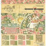 "Graphic 45 - Collection Pack 12""X12"" - Garden Goddess G4501753"