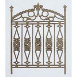 Creative Embellishments - Chipboard - Ornate Gate 1 (Set of 2)