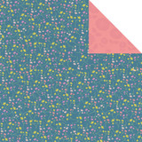 "Kaisercraft - Double-Sided scrapbooking paper 12""X12"" - Suga Pop - Toffee P1051"