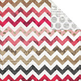 "Kaisercraft - Double-Sided scrapbooking paper 12""X12"" - Kaleidoscope - Original P1467"