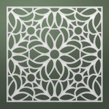 Ultimate Crafts - Stained Glass Die - Florettes LT157347