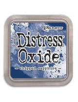 Tim Holtz Ranger - Distress Oxide Ink Pad Release #5 - Chipped Sapphire TDO 55884