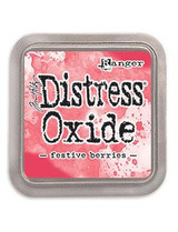 Tim Holtz Ranger - Distress Oxide Ink Pad Release #5 - Festive Berries TDO 55952