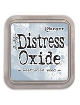 Tim Holtz Ranger - Distress Oxide Ink Pad Release #5 - Weathered Wood TDO 56331