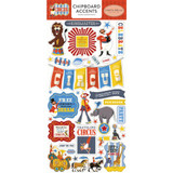 "Carta Bella - Chipboard 6""X13"" Accents - Circus CI93021"
