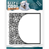 Find It Trading - Amy Design - Keep it Cool - Cool Rounded Frame Die ADD10159