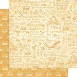 "Graphic 45 - 12""X12"" Cardstock - If The Crown Fits (Copy of 557359)"