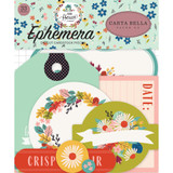 Carta Bella - Ephemera Icons Cardstock Die-Cuts 33/Pkg - Our House OH94024