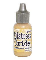 Tim Holtz Ranger - Distress Oxide Reinker - Scattered Straw TDR 57284