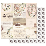 Prima - 12x12 Double-Sided Cardstock - Spring Farmhouse - Wander 994822