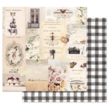 Prima - 12x12 Double-Sided Cardstock - Spring Farmhouse - Beautiful Life 994792