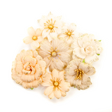 Prima - Pretty Pale - Flowers - Honeycomb 637576