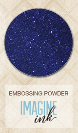 Blue Fern Studios Imagine Ink - Embossing Powder - Amethyst 121074