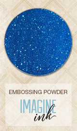Blue Fern Studios Imagine Ink Embossing Powder - Azure (107672)