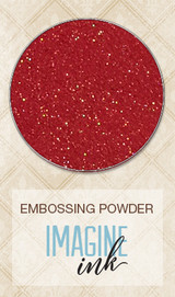 Blue Fern Studios Imagine Ink Embossing Powder - Golden Bricks (130076)