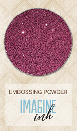Blue Fern Studios Imagine Ink - Embossing Powder - Magenta 127571