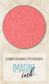 Blue Fern Studios Imagine Ink Embossing Powder - Melon (120978)