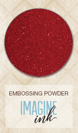 Blue Fern Imagine Ink Embossing - Santa's Suit (805684)