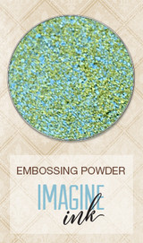 Blue Fern Studios - Embossing Powder - Seafoam (810688)