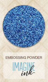 Blue Fern Studios Embossing Powder - Chesterville Collection - Starry Night (813788)