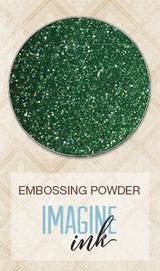 Blue Fern Studios Imagine Ink Embossing Powder - Summer Leaves (120879)