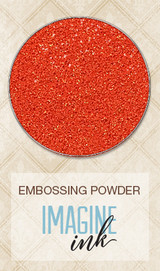Blue Fern Studios Imagine Ink Embossing Powder - Tangerine (114274)