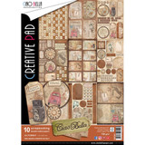 Ciao Bella - Double-Sided Paper A4 10/Pkg - Ciao Bella Collection ( CBC001)
