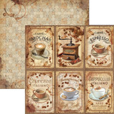 """Ciao Bella - """"12""""X12"""" Double-Sided Paper - Buongiorno Italian - Buongiorno Cards (CBS006)"""