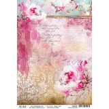 Ciao Bella - Sound of Spring Collection - Spring Melodies - Decoupage Rice Paper Sheet (CBRP016)