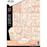 Ciao Bella - Double-Sided Paper A4 10/Pkg - Romantic Time ( CBC004)