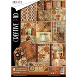 Ciao Bella - Double-Sided Paper A4 9/Pkg - Codex Leonardo (CBCL010)