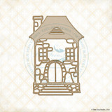 Blue Fern Studios - Chipboard - Stone Cottage (850783)