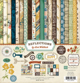 Carta Bella - Collection Kit 12x12 - Reflections (RE52016TM)