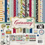 Echo Park - Collection Kit 12x12 - Getaway (GA63016)