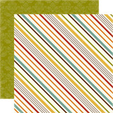 """Echo Park - Fall Is In The Air - Double -Sided Cardstock 12""""x12"""" - Crisp Days (FIA112011)"""
