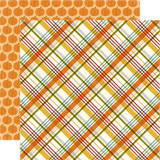 """Echo Park - Fall Is In The Air - Double -Sided Cardstock 12""""x12"""" - Sweater Weather (FIA112009 )"""