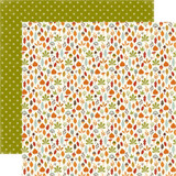 "Echo Park - Fall Is In The Air - Double -Sided Cardstock 12""x12"" - Fall Festival (FIA112006)"