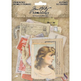 Tim Holtz - Idea-Ology - Ephemera Layers - Keepsakes (TH93958)