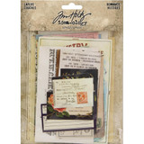 Tim Holtz - Idea-Ology - Ephemera Layers - Remnants (TH93956)