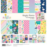 "Simple Stories Collection Kit 12""X12"" - Little Princess (RNC10554)"