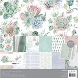 "Kaisercraft - Paper Pack 12""X12"" - Greenhouse (PK601)"