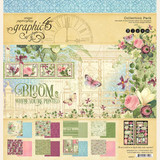 "Graphic 45 - Collection Pack 12""X12"" - Bloom (G4501871)"
