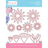 "Dress My Crafts - Die-Cuts - Daisy Flower .98"" To 3.15"" (DMCD1661)"