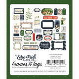 Echo Park - Frames and Tags 33/Pkg - Lost In Neverland (LIN179025)