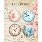 LemonCraft - Button Badges - Sense And Sensibility (LD-SENS01)