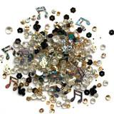 28 Lilac Lane / Buttons Galore : Sparkletz Embellishment Pack 10g - Concerto (SPK - 129)