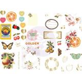 Prima - Ephemera with Stickers - Fruit Paradise (638429)