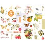 Prima - Chipboard Stickers 39/Pkg - Fruit Paradise (639778)
