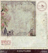 Blue Fern Studios - Timeless 12x12 dbl sided paper - Couture (105470)