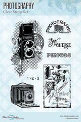Blue Fern Studios - Clear Stamp - Photography (144776)